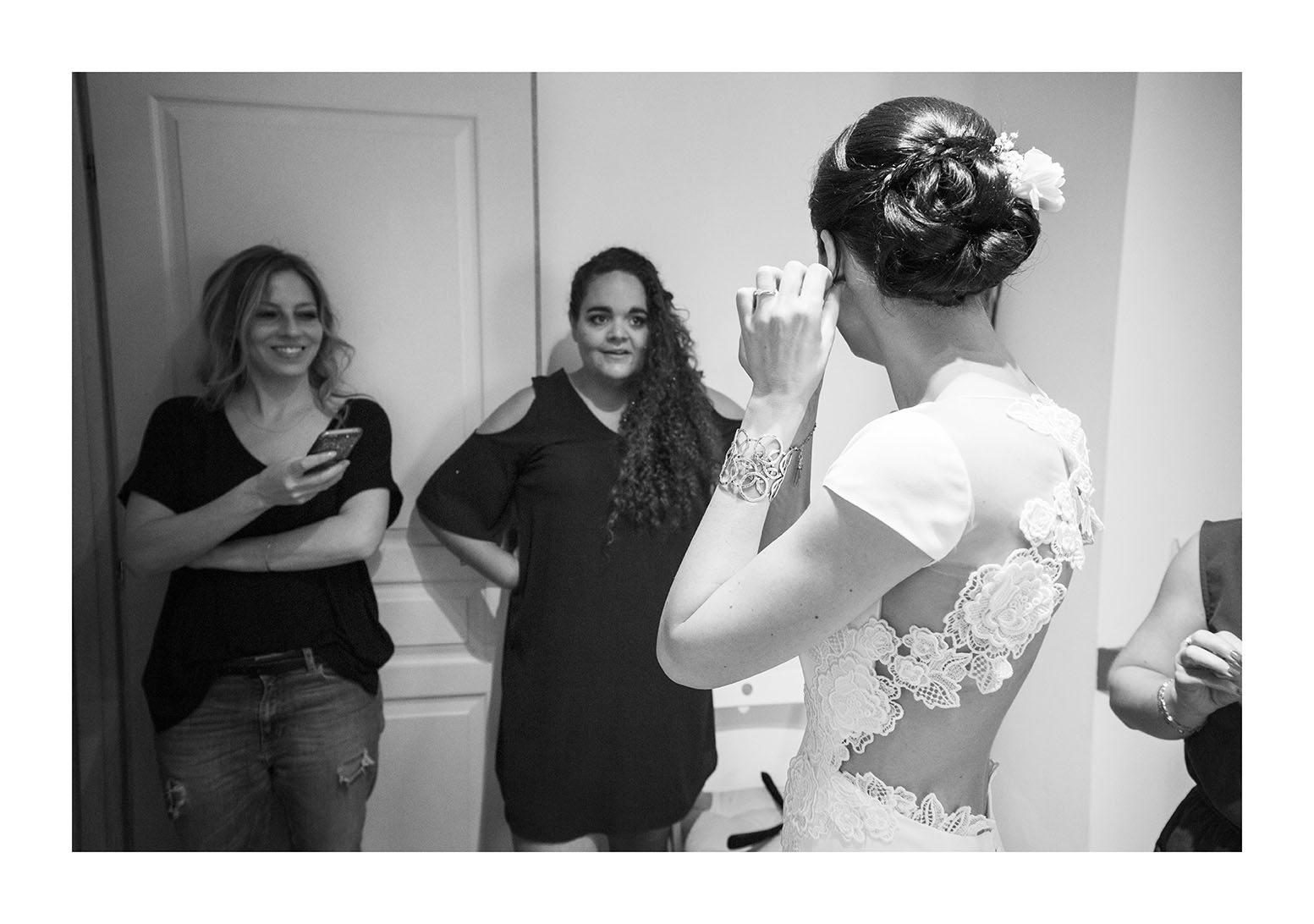 Photographe Morgane Boem Mariage Evenements Narbonne Robe