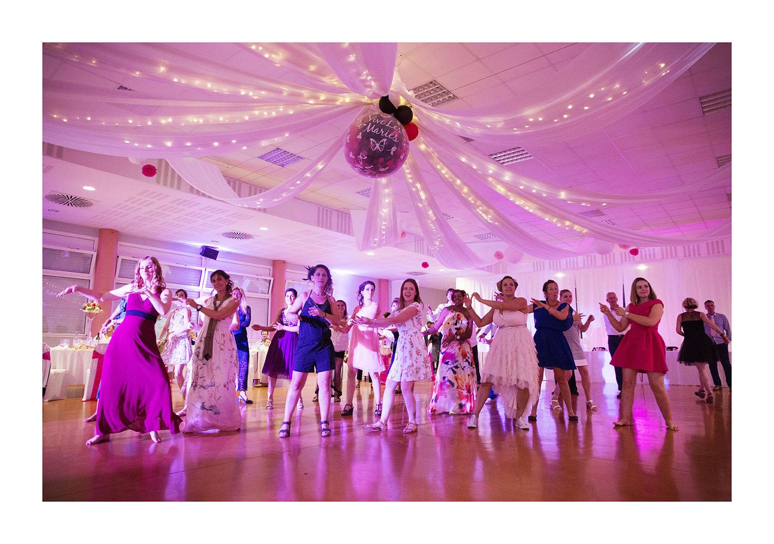 mariage evenements danse montpellier groupe