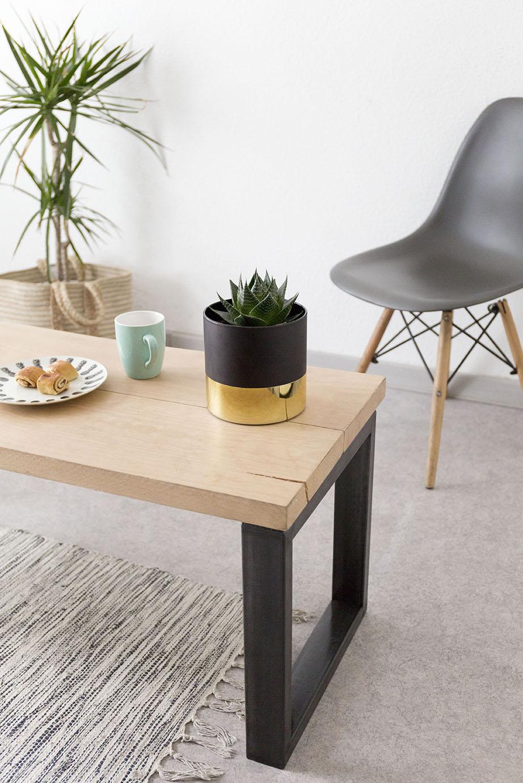 Ripaton Pieds De Table ripaton-photos-pied-de-table-acier - morgane boëm photographe