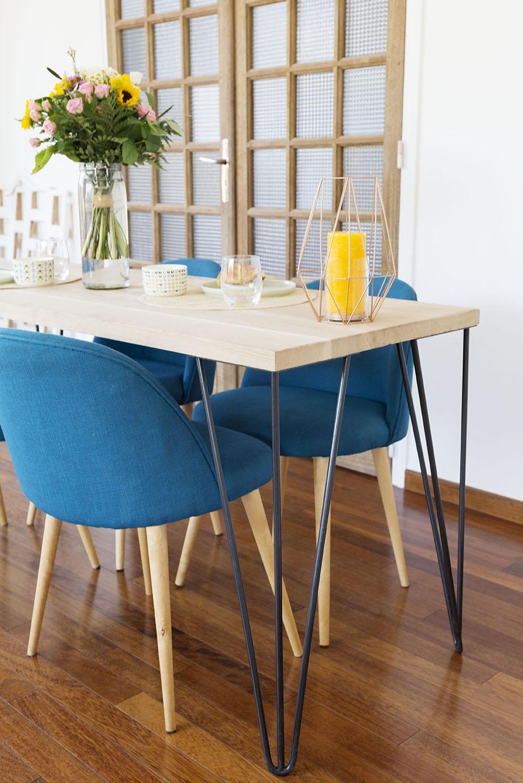 Ripaton Pieds De Table ripaton-photos-pieds-en-acier-table - morgane boëm photographe